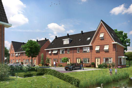 12 won plan Dijklaan-west II fase 3b bergambacht